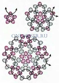1 million+ Stunning Free Images to Use Anywhere Seed Bead Tutorials, Seed Bead Patterns, Beaded Bracelet Patterns, Beading Tutorials, Beading Patterns, Seed Bead Jewelry, Bead Jewellery, Beading Techniques, Earring Tutorial