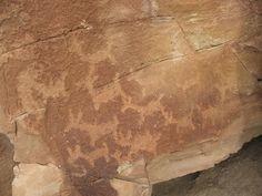 Colorado West Outdoors » Palisade Petroglyph Trail