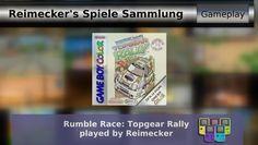 Gameplay : Rumble Race: Topgear Rally [GBC]