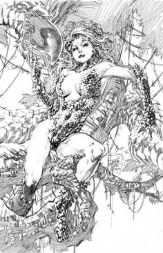 Poison Ivy by Philip Tan