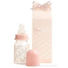 Dior Baby Bottle for little girl... love