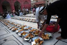 Ramadan, Day 4: Eating Haves and Have Nots | bySohaib N. Sultan July 1, 2014