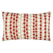 Buy House by John Lewis Line & Dot Cushion Online at johnlewis.com - £25