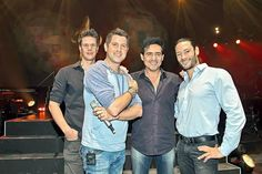 "IL DIVO   ""Amor & Pasión""   World Tour 2016"