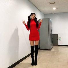 ˗ˏˋ joy pics ˎˊ˗ s/h ( Seulgi, Kpop Fashion, Korean Fashion, Ulzzang Fashion, Red Fashion, Korean Girl, Asian Girl, Joy Rv, Red Velvet Joy