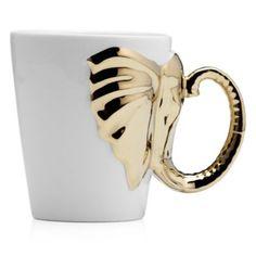 Elephant Mug from Z Gallerie