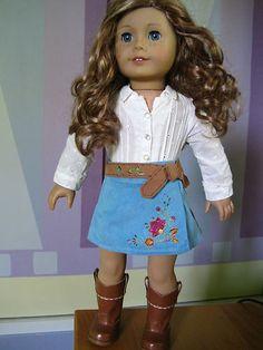 American Girl Doll Nicki - Girl of the Year 2007
