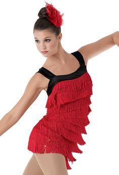 Weissman™ | Sequin Fringe Flapper Dress