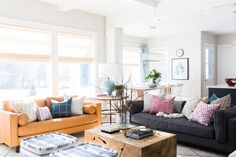 Watch a newly designed living room, dining room, and bedroom! - Studio McGee