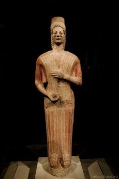 Diosa de Berlín, 570a.C