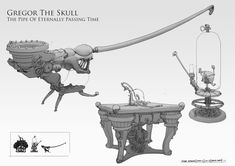 ArtStation - Pipe, Kyle Enochs