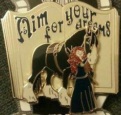Angus and Mérida dreams pin