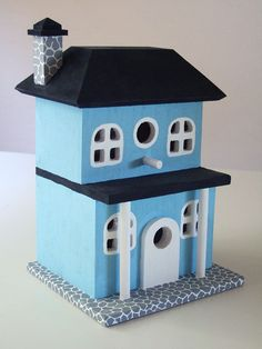 Perfect gift for Daddio and his love for bird houses