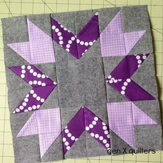 Gen X Quilters - Quilt Inspiration | Quilting Tutorials & Patterns | Connect: Bee Blocks 'n Such