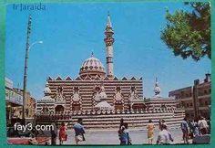صور قديمة ل مسجد أبو درويش - #الأشرفية #عمان #الاردن #غرد_بصوره