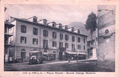 Cartolina di Viù - Valli di Lanzo