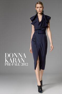 DONNA KARAN - PRE-FALL 2012