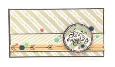 background stamping-card kit GIVEAWAY & winner announced