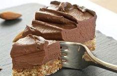 Perfektní nepečený dort, na který potřebujeme jen 4 ingredience