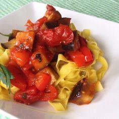 Emily's Super Eggplant Sauce @allrecipes #allrecipesfaceless #myallrecipes