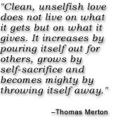 Quotation by Trappist Monk Thomas Merton Thomas Merton Prayer, Thomas Merton Quotes, Prayer Quotes, Spiritual Quotes, Me Quotes, American Catholic, Talk About Love, Perfect Word, Powerful Words