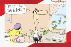 Taxes got your brains all muddled up? Call on 9699 800600 to solve your issues!  #money #moneycake #funny