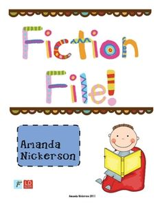Are you trying to find a clever way to teach your students about the structure of fiction? Help your students remember story elements with this little book!