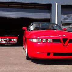 Alfa Romeo Zagato Coupe