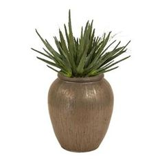 Faux Agave Plant in