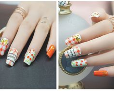 Long-lasting, variety of designs, and easy to apply! These are some of the benefits that nail art stickers offer. Visit AQ Nail Art to know more!https://goo.gl/sBJkN