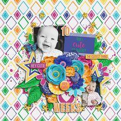What Cute Looks Like by Meghan Mullens