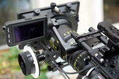 ARRI PCA Sony PXW-FS7 Camera Gear