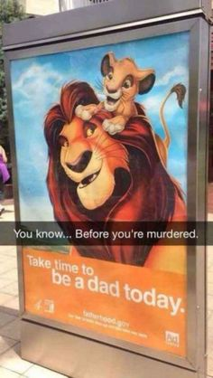 Lion King = Hamlet With Animals