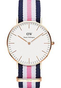 Daniel Wellington Damen-Armbanduhr Analog Quarz (One Size, weiß) - http://uhr.haus/daniel-wellington/daniel-wellington-damen-armbanduhr-analog-quarz-12