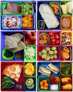 "bento box. school lunch. like this idea better than what went down last year. feeling like the worlds worst mom...sending kids to school with ""convenient"" foods. boo!"