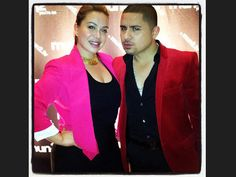 Chiquis Marin & Larry Hernández