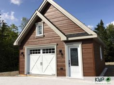 Bringing a timeless, natural beauty to any architectural style, with a beautiful contrast between two tones. Engineered Wood Siding, Siding Options, Rustic Colors, House Plans, Shed, Outdoor Structures, Exterior, Windows, Architecture