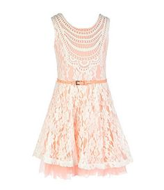 Possible Cam dress? Available at Dillards.com #Dillards