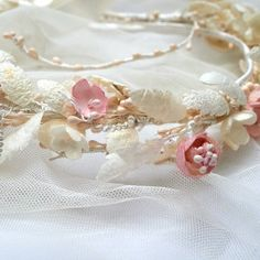 Handmade wedding wreaths from silk cocoons covered with wax . The design is inspired by Constantinople wedding wreathsfromto the museum's collection. Wedding Crowns, Wedding Wreaths, Museum Collection, Handmade Wedding, Wax, Wedding Day, Inspiration, Design, Fascinators