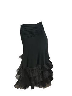 Jane ballroom skirt