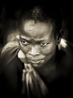 Photo Bodi woman - Ethiopia par Steven Goethals on 500px