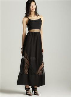 With five weddings on the horizon, this Ali + Kris maxi dress would be a life saver.
