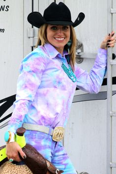 Ikandy Rodeo Shirt - Ranch Dress'n