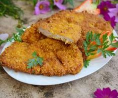 Kotlet z indyka po zbójnicku Risotto, Meat, Chicken, Ethnic Recipes, Food, Essen, Meals, Yemek, Eten