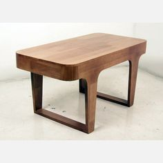 Eterni Coffee Table Natural by  Craig Varterian