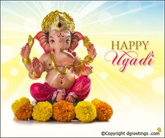Enjoy celebrations of Ugadi with some great cards bringing happiness all along.