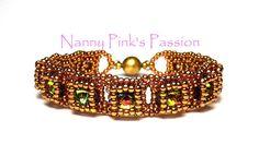 TUTORIAL pulsera princesa por NannyPinksPassion en Etsy