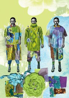Inspiring Designer Sketchbooks - Rachel James Showcases Her Process Through Fashion Illustration (GALLERY)