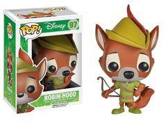 Disney's Robin Hood Funko POP!