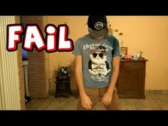 """Harlem Shake - PewdiePie (aka Felix Kjellberg). 30 seconds from now you'll be sitting there going """"Wtf did I just watch??"""""""